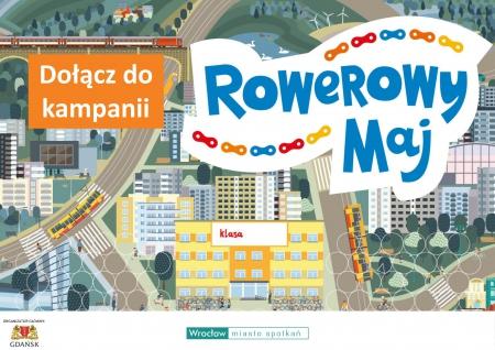 Rowerowy Maj 2021